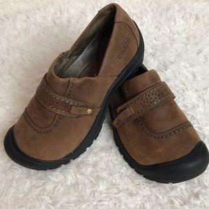Keen Kaci Full Grain Slip On Shoe